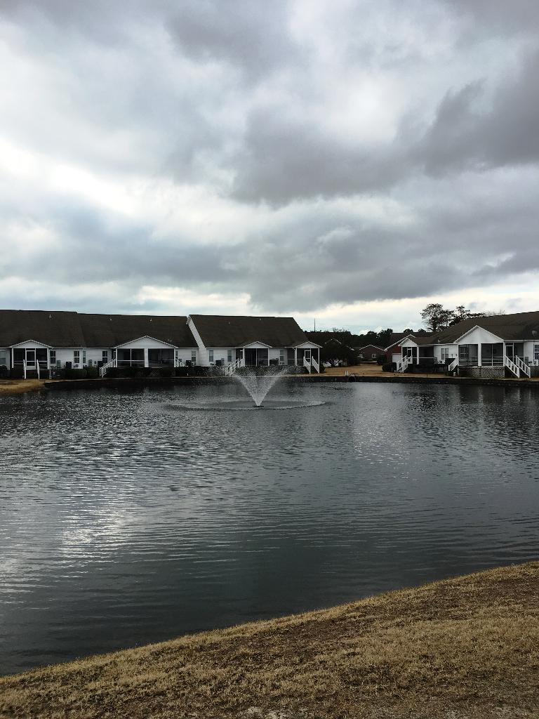 Cypress Island Community in North Carolina